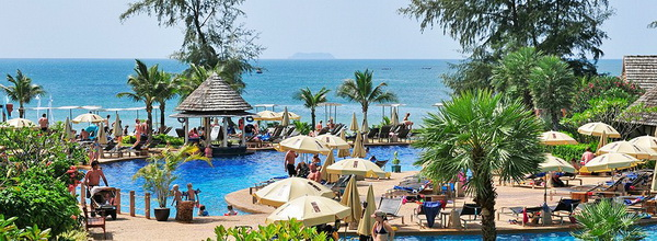 Thaiföld KOH LANTA, 10 éj Chada Beach Resort & Spa